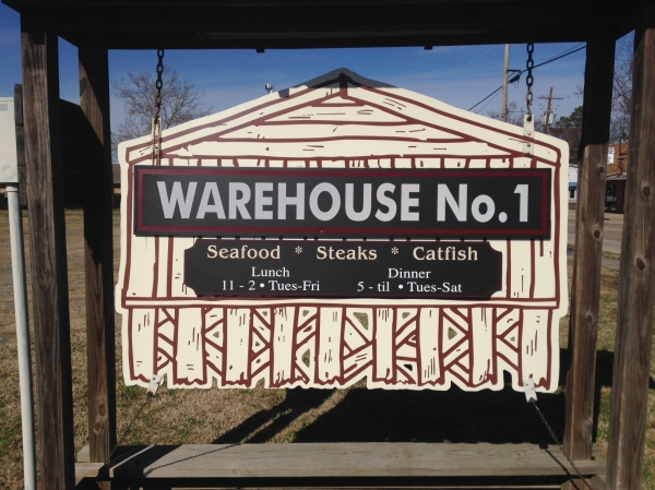 Warehouse No. 1