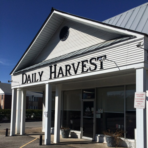 daily harvest, louisiana food, monroe louisiana