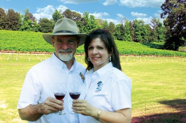 landry vineyards, west monroe louisiana