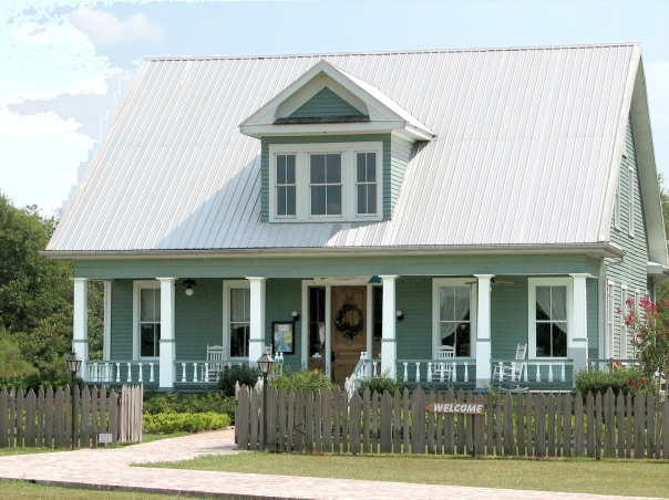 Black Bayou Visitor Center