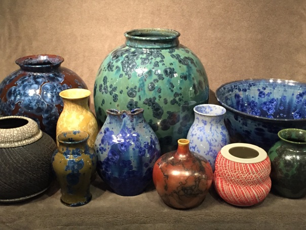 Gary Ratcliff, pottery, louisiana