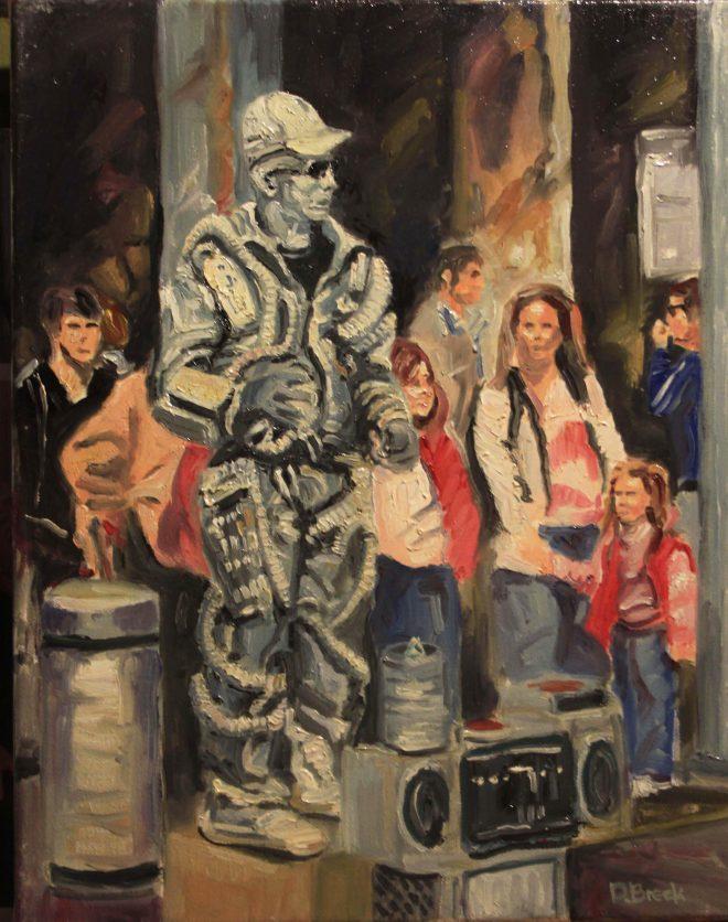 Doug Breckenridge, art, louisiana art