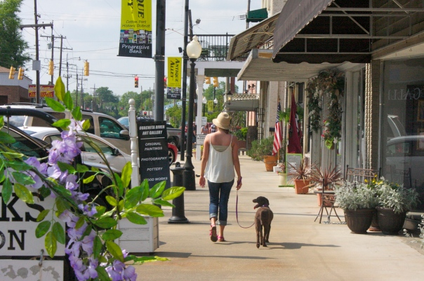 shopping, antique alley, west monroe