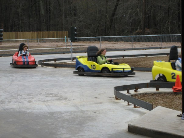 go carts, excalibur, west monroe