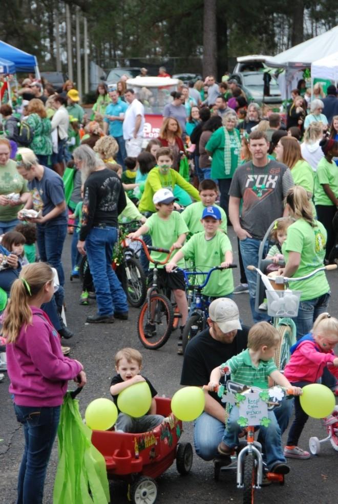 bicycle parade