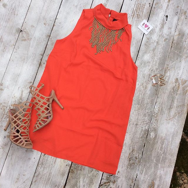 Feista Red Dress