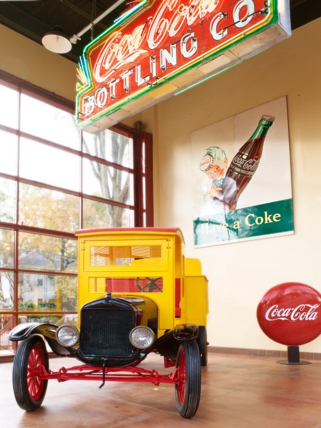 Biedenharn Coke Truck
