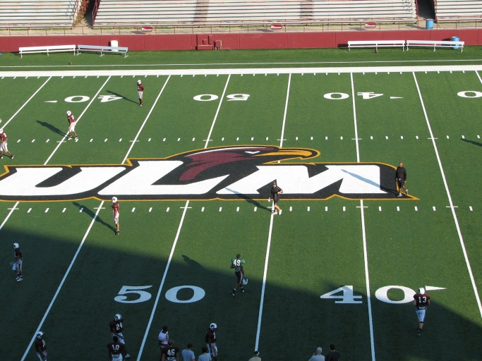 ULM football field